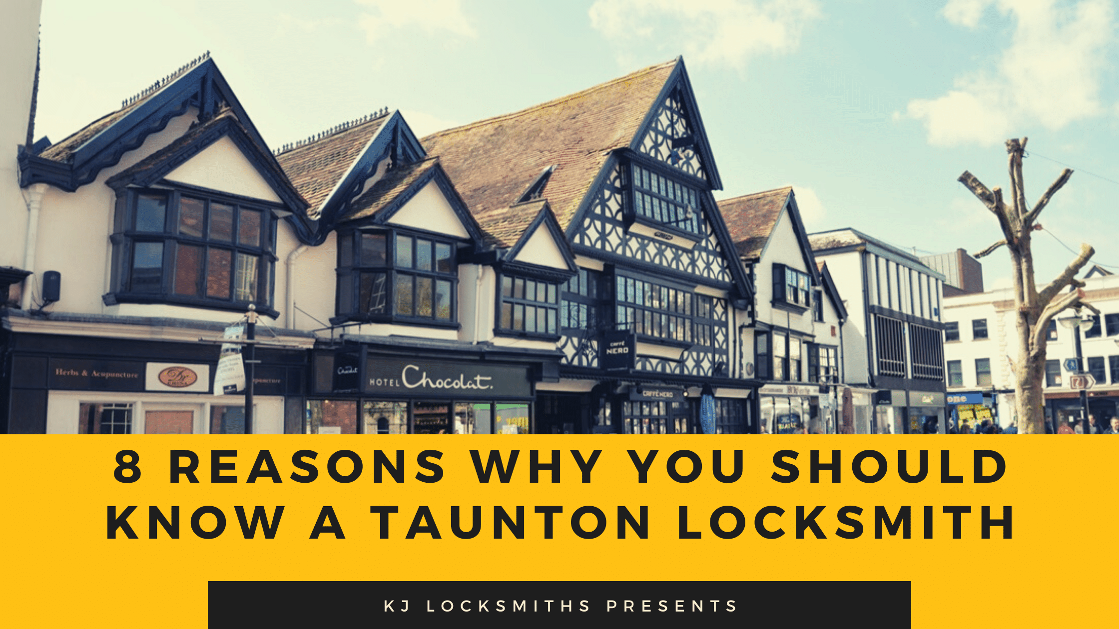 8 Reasons Why You Should Know A Taunton Locksmith